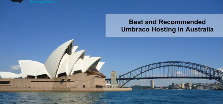 Best and Recommended Umbraco Hosting in Australia