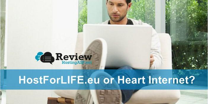 Best ASP.NET Hosting in Europe Comparison: HostForLIFE.eu VS Heart Internet
