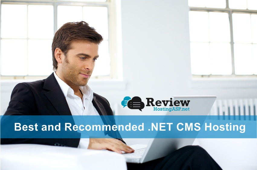 Best and Recommended .NET CMS Hosting