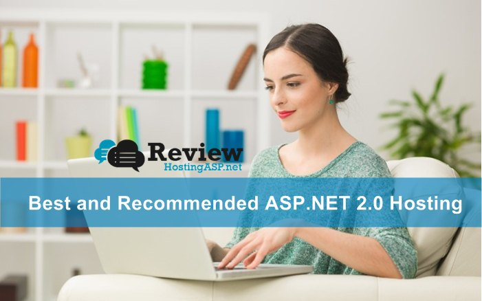 Best and Recommended ASP.NET 2.0 Hosting