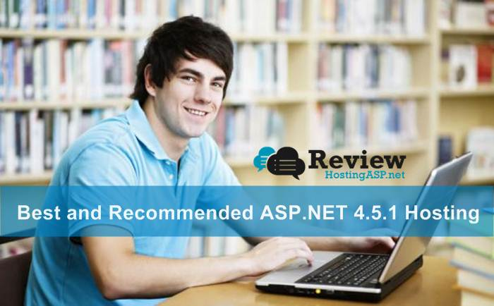 Best and Recommended ASP.NET 4.5.1 Hosting