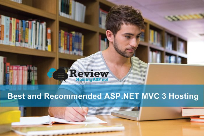 Best and Recommended ASP.NET MVC 3 Hosting
