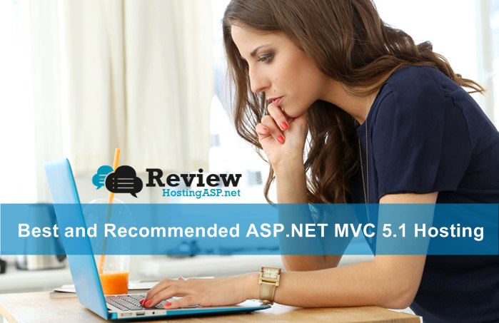 Best and Recommended ASP.NET MVC 5.1 Hosting