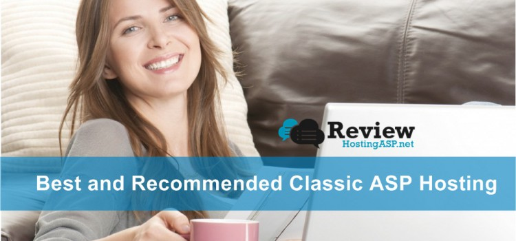 Best and Recommended Classic ASP Hosting Provider