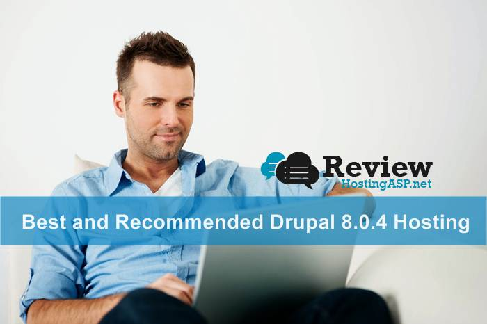 Best and Recommended Drupal 8.0.4 Hosting