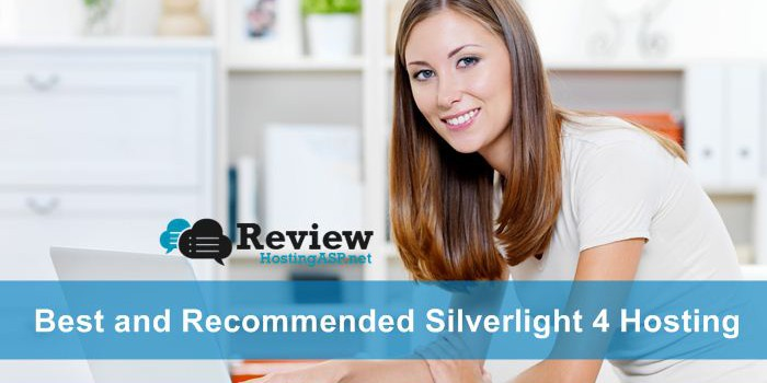 Best and Recommended Silverlight 4 Hosting For Developers