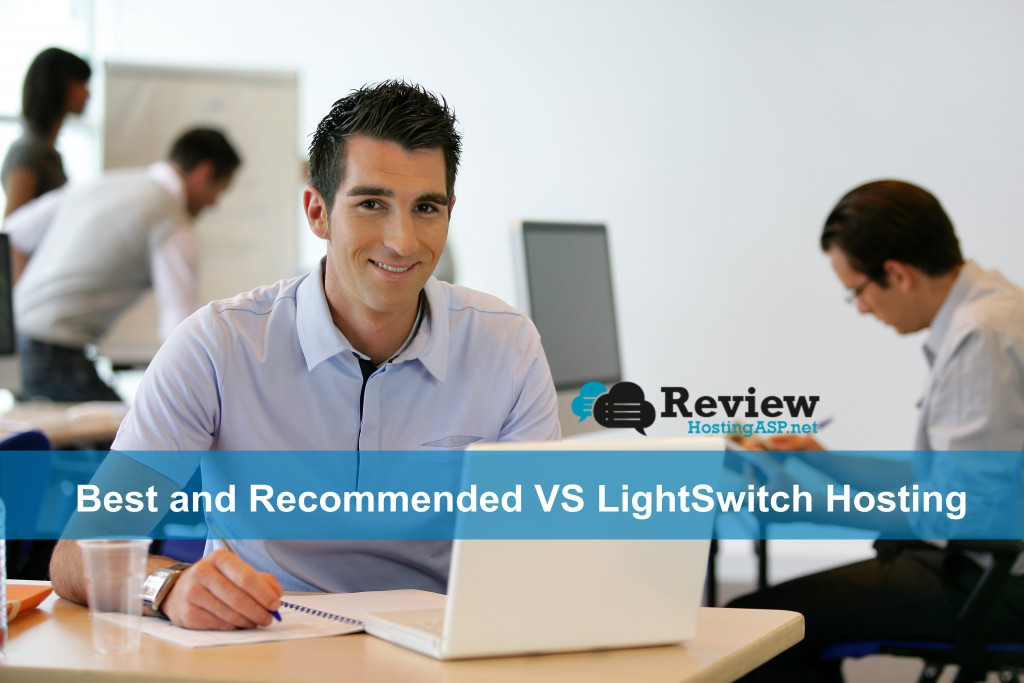 Best and Recommended Visual Studio LightSwitch Hosting