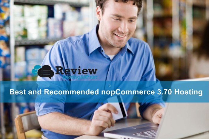 Best and Recommended nopCommerce 3.70 Hosting