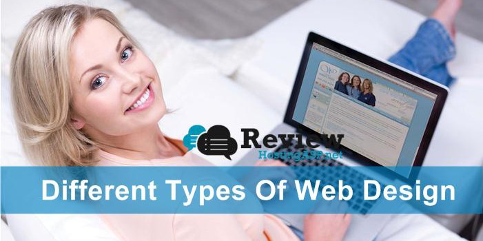 Different Types Of Web Design To Make Your Website Look More Interesting