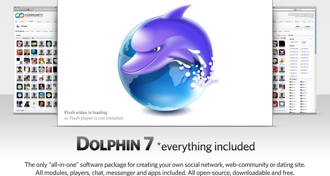 Dolphin 7.1.5 Hosting Tutorial: How to Add Both HTML and Text into The Join Page