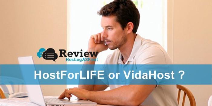 Best Europe ASP.NET Hosting Comparison: HostForLIFE.eu VS VidaHost