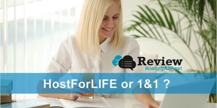 Best ASP.NET 5 Hosting Comparison: HostForLIFE.eu VS 1&1