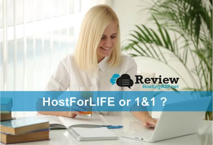 Hostforlife VS 1&1 Best ASP.NET 5 Hosting Comparison