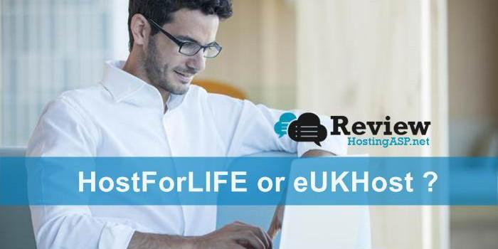 Best ASP.NET 5 Hosting in Europe Comparison: HostFoLIFE.eu VS eUKHost