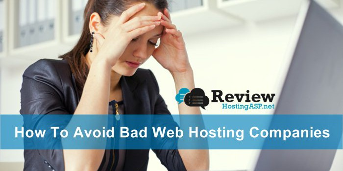Hosting Tips: How To Avoid Bad Web Hosting Companies?