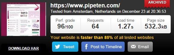 Pipe Ten Speed
