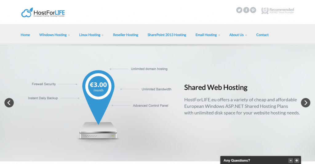 Best & Recommended Silverlight 4 Hosting - HostForLIFE