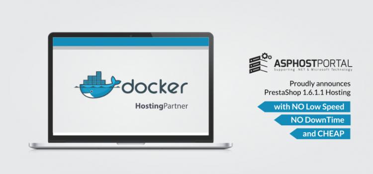 ASPHostPortal.com Announces Docker Hosting Solution
