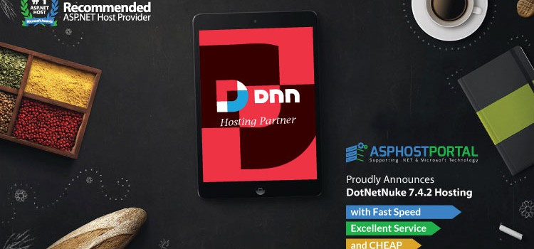 ASPHostPortal.com Proudly Announces DotNetNuke 7.4.2 Hosting