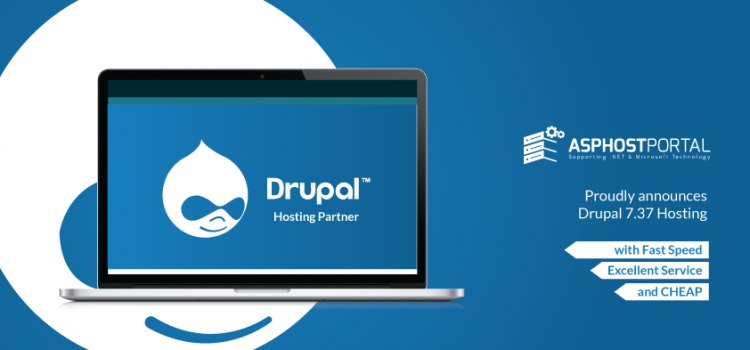 ASPHostPortal.com Announces Drupal 7.37 Hosting Solution