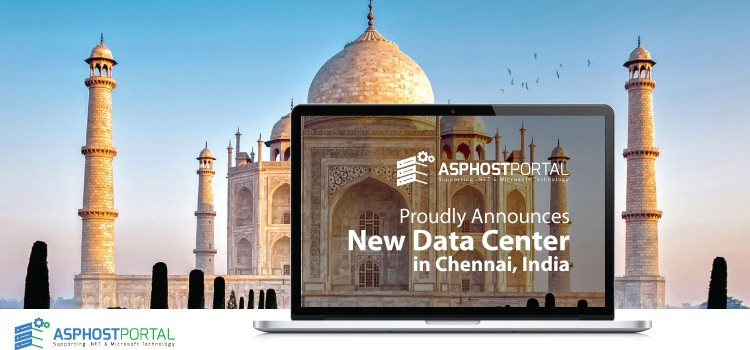 ASPHostPortal.com Announces New Data Center in India
