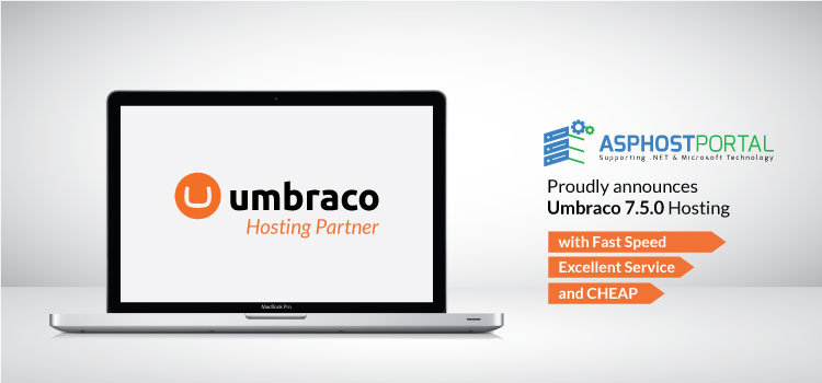 ASPHostPortal.com Announces Umbraco 7.5.0 Hosting Solution
